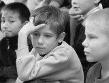 Мальчишки. Детский дом. Алмата, декабрь 2005 г.
