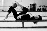 Романтичная гимнастка