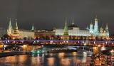 Москва в канун Рождества