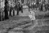 """отрывок сельской жизни. из серии """"Деревня"""""""