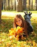 Осень золотая...