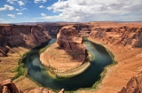 Horseshoe Bend  of the Colorado River.