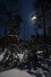 Лунные тени.