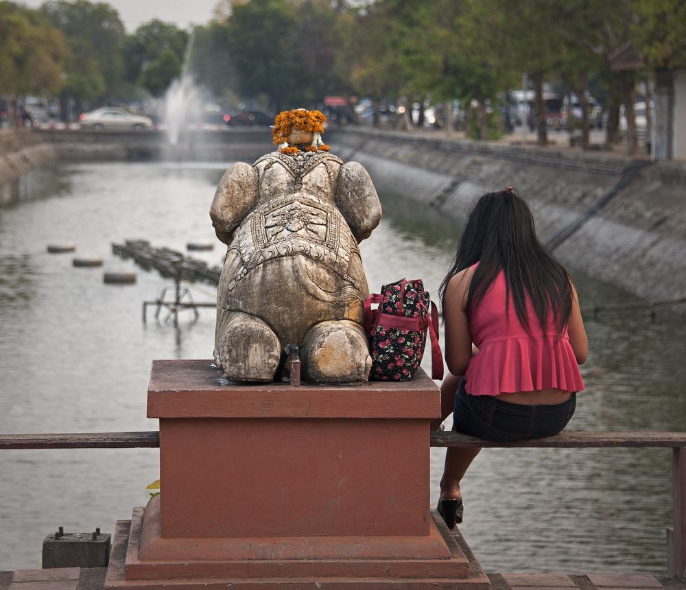 Таиланд. Одиночество вдвоем.