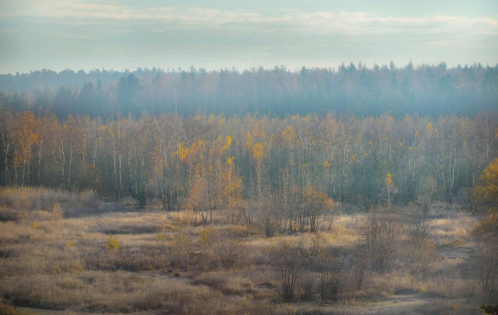 Осенние погоды