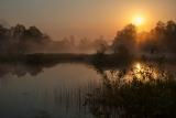 Встречало озеро рассвет