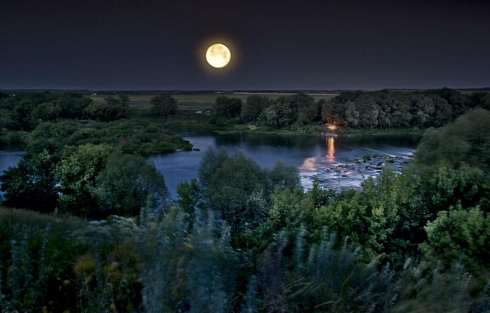 речка Сосна