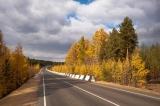 Осень за Байкалом..