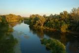 Летний вечер над рекой