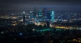 Ночной город..