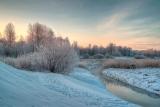 Муринский ручей. Санкт-Петербург