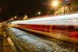 Запоздалый пражский трамвай