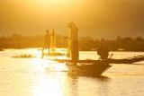 Бирманская рыбалка.