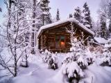 Зимняя сказка Паанаярви