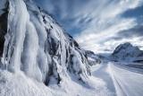Лофотены. В царстве льда и снега.