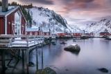 Традиционные норвежские рорбу, Лофотены