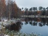 Зима близко