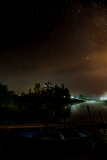 Звездная ночь в Дунилово