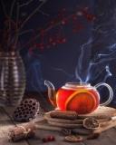 Натюрморт с чаем