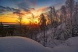Утреннее солнце