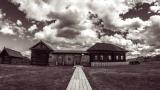 Дом под облаками