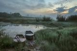 Туманный рассвет августа