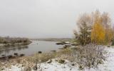 Первый визит зимы