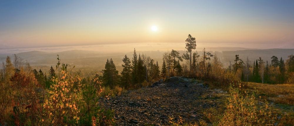 Утренняя панорама