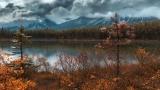 Все дышит осенью