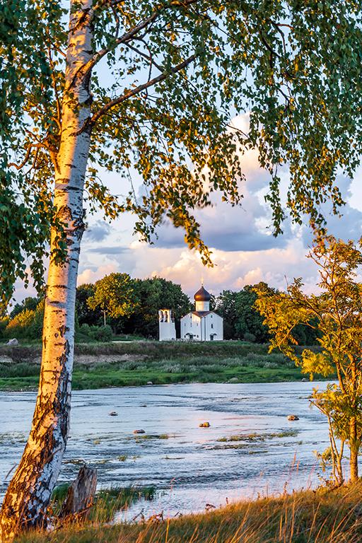 Церковь Ильи Пророка (XV в.), г.Псков