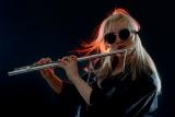 Halloween flute