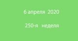 Метка 6 апреля 2020