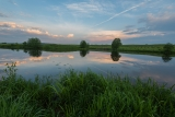 Июньское утро на речке Буянке.