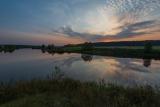 Осеннее утро на речке Буянке.