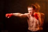 Боксёр со шлейфом