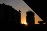 Вечерняя московская, про закатное солнышко, Гагарина и Мозги.