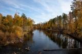 Осень за Бакалом.