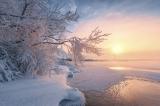 Зима на Святом озере