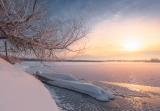 Скованная льдами