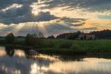 Ранним утром на речке Буянке.