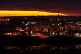 Вечер над Западной Двиной